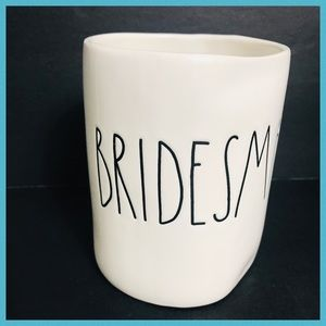 RAE DUNN BRIDESMAID COFFEE & TEA MUG